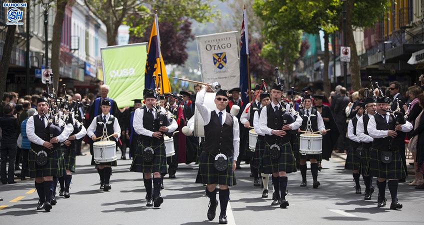 Du học New Zealand: Vì sao Đại học Otago là sự lựa chọn tuyệt vời cho bạn?