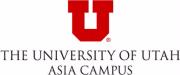 The University Of Utah Asia Campus