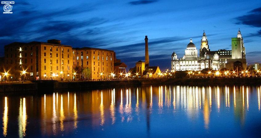 Liverpool - Thành phố được nhiều du học sinh yêu thích nhất tại Vương Quốc Anh
