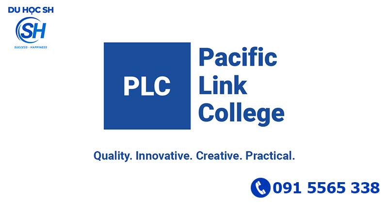 logo pacific link college