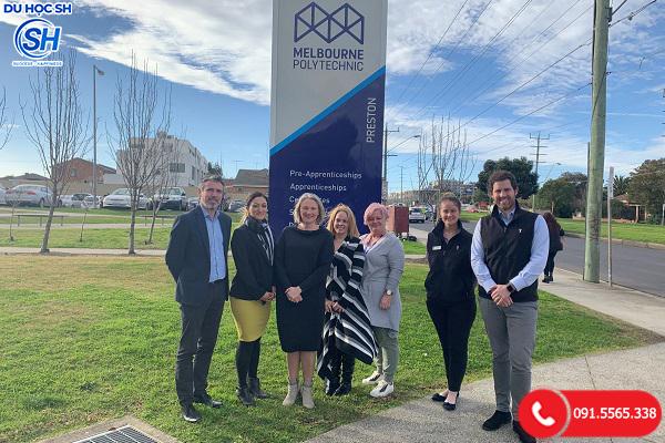 Melbourne Polytechnic: Cung cấp nghề giáo dục cho sinh viên hơn 100 năm tại Úc