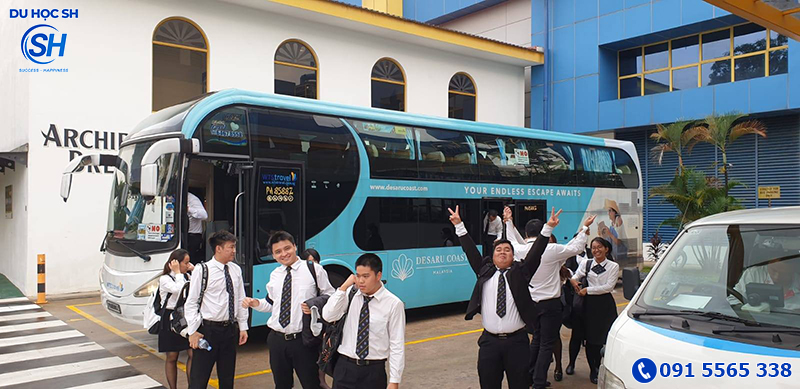 Du Học Singapore Với Nanyang Institute Of Management