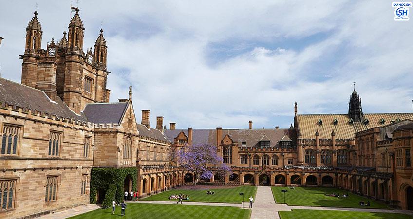 Những ngôi trường mơ mộng nhất ở Sydney dành cho du học sinh tại Úc