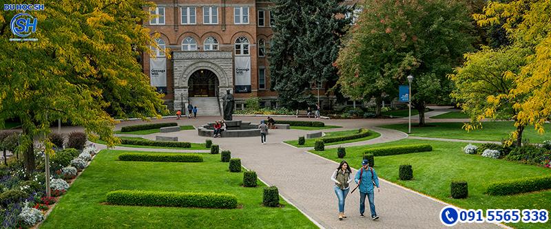 tại sao chọn gonzaga university