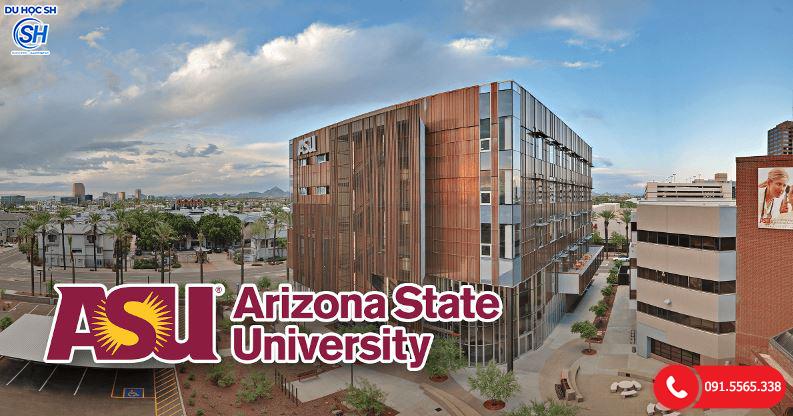 Arizona State University: Trường đại học công lập lớn nhất bang Arizona